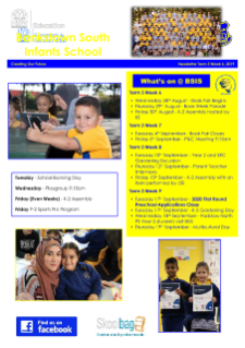 Term 3 Week 6 Newsletter